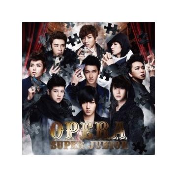 SUPER JUNIOR Opera CD Way Korean ver 啟程 羈絆 世界