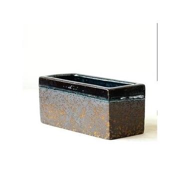 特价 欧式陶瓷粗陶多肉花盆 肉肉绿植有孔花盆花器 可做多肉拼盘