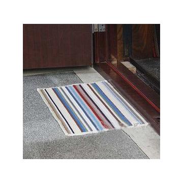 彩條門前地毯 門墊 腳墊 地毯 踏墊 地墊 防滑墊 浴室墊