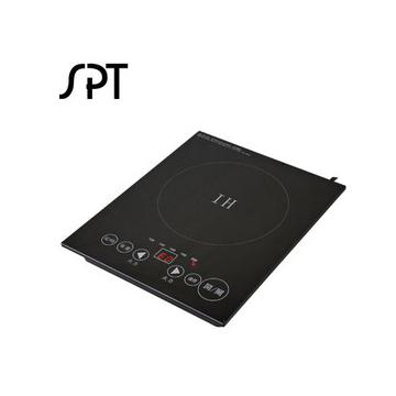 尚朋堂 微電腦黑色玻璃觸控電磁爐 SR~1688T 玻璃式觸控面板