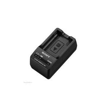 SONY W系列電池壁插式充 BC~TRW 充電更 搭載的LED 確認詳細的充電狀況