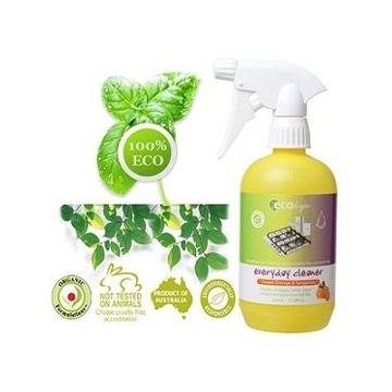 澳洲 Ecologic 天然甜橙蜜桔日常萬用清潔劑520ml^(有機配方^)