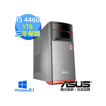 ~ASUS~M32AD i5~4460四核心 Win8.1 1T大容量效能桌機 ^(橘^)