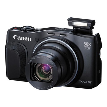 Canon PowerShot SX710 HS 30 倍 光學變焦(中文平輸)