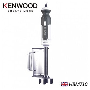 英國KENWOOD Triblade系列手持食物攪拌棒 HBM710