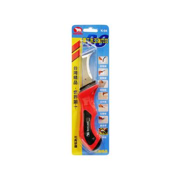 BAKUMA熊牌 超利電工木工用刀~銳利耐用 可再研磨~多 刀具