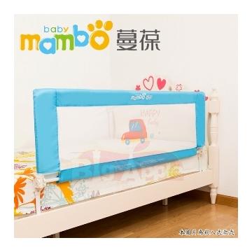 网络第一品牌《蔓葆安全防护栏》儿童床栏 床护栏 婴儿床围 门栏 保护 (宽150cm 高70cm 加高崁入式)