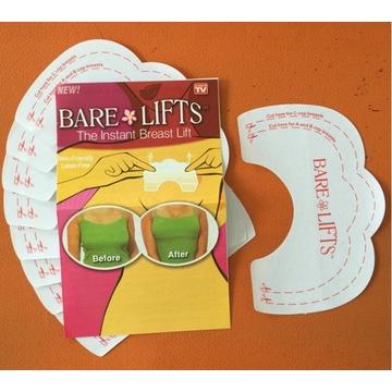BARE LIFT 美胸神器 防止下垂美體隱形胸貼 胸貼提升1包10入